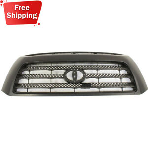New For Toyota Tundra 2 4 door Front Grille Fits 2007 2009 To1200300 531000c151