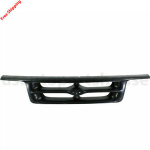 For 95 96 97 Ford Ranger 2wd 4wd New Front Black Grill Grille Assembly Fo1200309