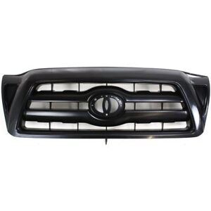 New For Toyota Tacoma Paint Front Grille Fits 2005 2010 To1200279 5310004370c0