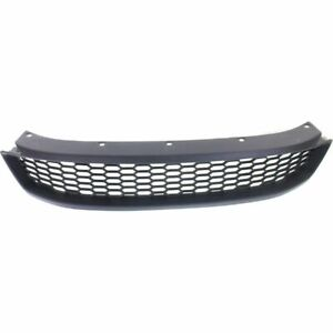 New For Honda Accord Front Bumper Cover Grille Fits 13 15 Ho1036115 71103t3la01