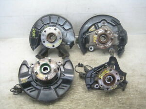 2014 Ford Fusion Driver Left Front Spindle Knuckle Oem 48k Miles Lkq 257492052