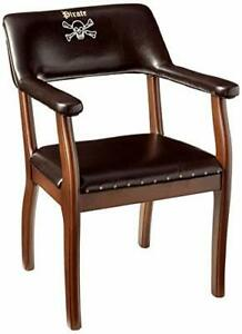 Cilekpirate Chair Leatherette Desk Seat Childrens Chair Brown