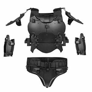 ActionUnion Airsoft Tactical Body Armor Set Military Tactical Vest Molle Gile... $200.28