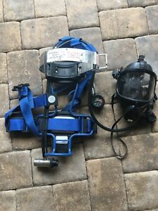 Isi Super Lightweight Scba Pack With Mask