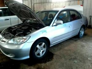 Grille Sedan Excluding Mx Fits 04 05 Civic 1193971