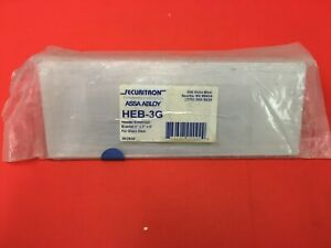 Securitron Heb 3g Maglock Header Extension Bracket