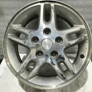 2002 2003 2004 Jeep Grand Cherokee 16 Wheel 9041 Rim Silver Machined Oem