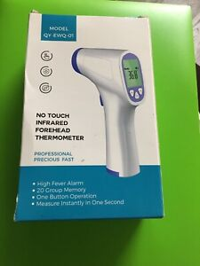 Professional No Touch Infared Forehead Thermometer Model Qy ewq 01