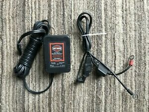 Genuine Harley Davidson Automatic Battery Charger 750 Amp 12v