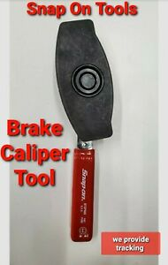Snap On Tools Ratcheting Brake Caliper Spreader Btcp600 Pad Install Tool New