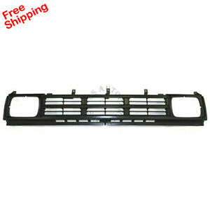 For 1990 1992 Nissan D21 Pickup 2 Door New Front Grille Ni1200120 6231086g00