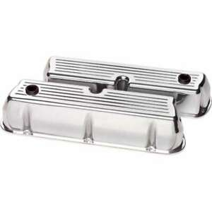 Billet Specialties Sbf Valve Covers Tall 95320
