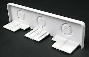 Wiremold 5510 Ivory Non Metallic Endplate Package Qty 10