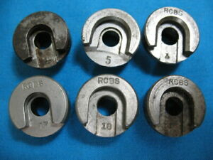 RCBS Shell Holders Choose Your Number $15.00