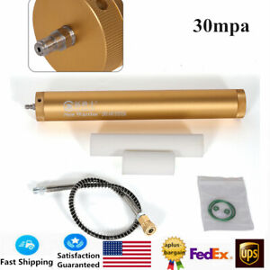 30mpa High Pressure Pcp Air Compressor Oil Water Filter Oil water Separators Alu