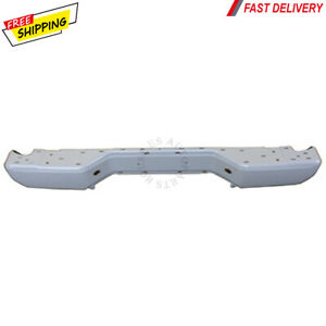 New For Nissan Frontier Fits 2005 2019 Rear Bumper Face Bar Paint To Match