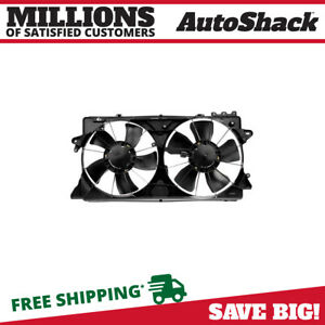 Electric Dual Cooling Fan For 2010 2014 F 150 2010 2013 2015 2017 Expedition