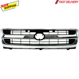 New For Toyota Tacoma Fits 2000 1997 Grille To1200205 5310004070 Pickup 2 Door