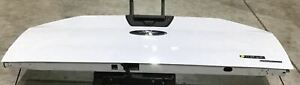 2018 2019 Ford F 150 Tailgate Trunk Hatch White Rear View Camera Oem 10049e