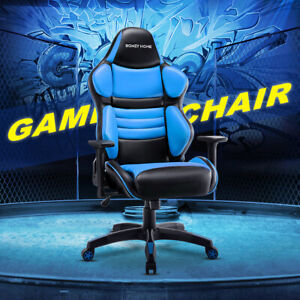 Ergonomic Racing Gaming Chair Executive Swivel Desk Pc Chair Super Comfortable