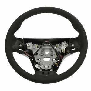 Oem New Steering Wheel Base Black Suede 2013 2014 Cadillac Ats 2014 Cts 23184766