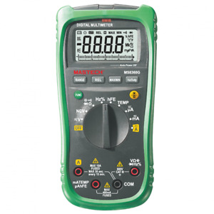 Mastech Ms8360g Auto Range Digital Multimeter Non contact Ohm Voltage Detector