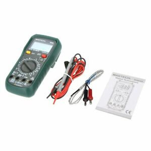 Mastech My64 Digital Multimeter Dmm Frequency Capacitance Temperature Meter