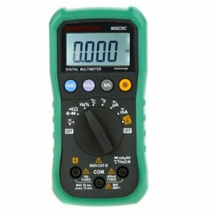 Mastech Ms8239c Digital Multimeters W frequency Capacitance Temperature Test