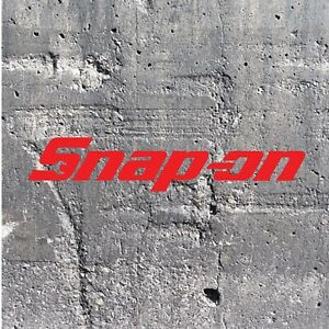 Snap On Decal Assorted Sizes And Colors High Quality Vinyl