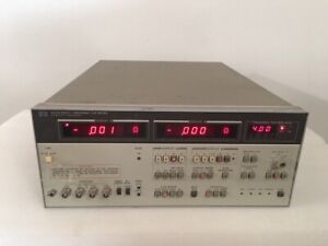 Hp Agilent 4275a Multi frequency Lcr Meter 30 Day Warranty