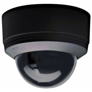 Pelco Sd4 b0 Spectra Mini Pendant Mount Color Dome Camera With 10x Optical Zoom