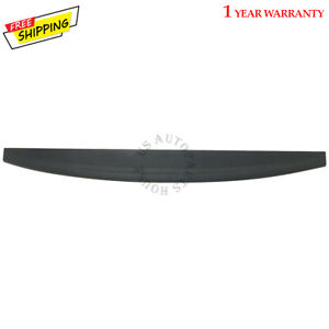 New For Dodge Ram 1500 2500 3500 Tailgate Cover Mold Top Cap Protector Spoiler