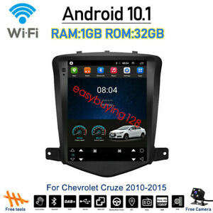 32gb Android 10 1 Gps Navi Wifi Stereo Radio Car Dvd Player For Chevrolet Cruze