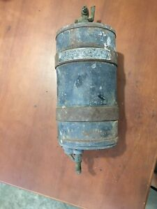 Stewart Warner Vacuum Fuel Feed System Model A T Ford Chevy