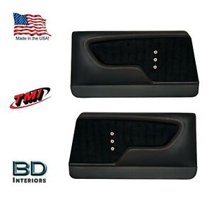 Custom Made Molded Sport Xr Door Panels For 1970 1972 Chevrolet Chevelle s