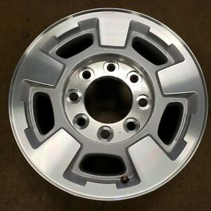 Chevy Gmc 17 Oem Factory Wheel Rim 8 Lug Hd 2500 3500 Silverado 8x180 5500 6