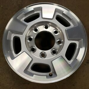 Chevy Gmc 17 Oem Factory Wheel Rim 8 Lug Hd 2500 3500 Silverado 8x180 5500 8
