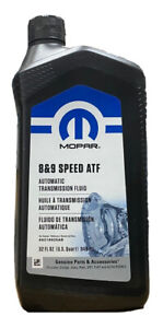 Genuine Oem Mopar 68218925ab 8 9 Speed Automatic Transmission Fluid Atf New
