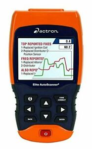 Actron Cp9690 Elite Autoscanner Kit Enhanced Obd I And Obd Ii Scan Tool For All