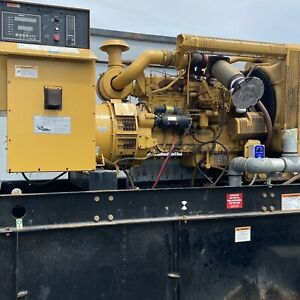 250kw Caterpillar 3306 Diesel Generator B Model