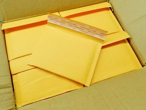 Small Bubble Mailers 4x5 Mini Kraft Smallest Size Mailer Self Seal Pack 250 Pcs