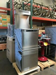Jet tech 757 ev Commercial Ventless Dishwasher Full Height Used Only 3 Months