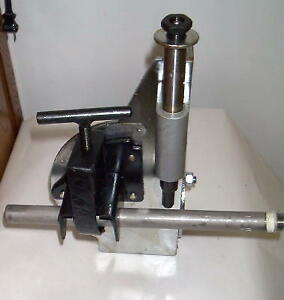 Heavy Duty Tube Pipe Notcher 0 60 Degrees Notch Up To 21 8 Tubing Industrial