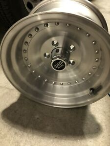 15 Inch Chevy American Racing Wheels