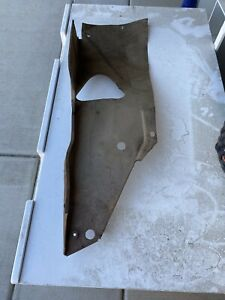 1941 Plymouth P12 Special Deluxe Front Inner Fenders And Engine Bay Pans