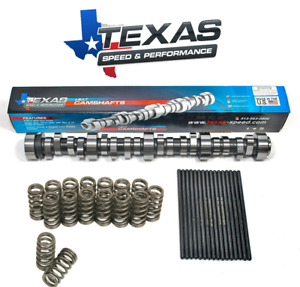 Texas Speed Stage 4 Truck Camshaft Kit W Beehive Springs For Chevrolet 5 3 6 0