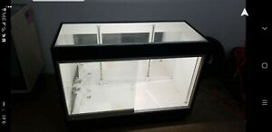 Display Cases Different Sizes 4 Display Cases Total