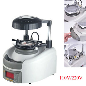 Professional Dental Lab 8 Push button Vacuum Former Forming Molding Machine Ce