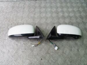 Jdm 04 Infiniti Fit For Nissan Fuga 350 Py50 Vq35 M35x Cam Power Folding Mirror