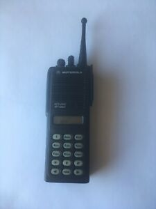 Motorola Mts2000 800mhz Good Condition H01uch6pw1bn